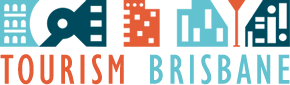 Tourism Brisbane Logo