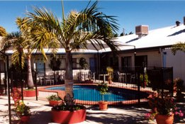 Peppercorn Motel  Restaurant - Tourism Brisbane