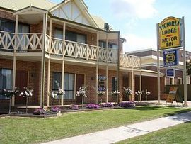 Victoria Lodge Motor Inn and Apartments - Tourism Brisbane