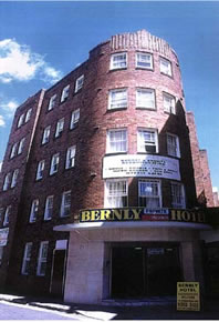 Bernly Private Hotel - Tourism Brisbane