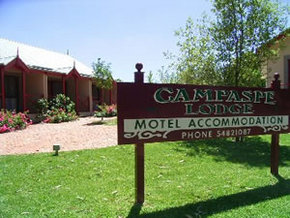 Campaspe Lodge - Tourism Brisbane