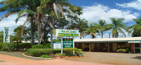 Avocado Motor Inn - Tourism Brisbane