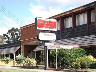 Town  Country Motel - Tourism Brisbane