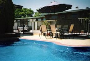 Sun Centre Motel - Tourism Brisbane