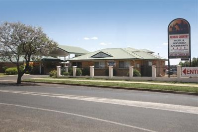 Across Country Motor Inn - Tourism Brisbane