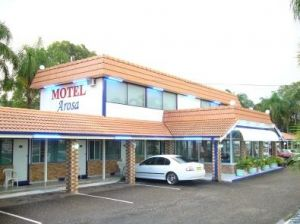 Arosa Motel - Tourism Brisbane