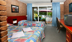 Aquajet Motel - Tourism Brisbane