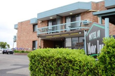 Motel 10 Motor Inn - Tourism Brisbane