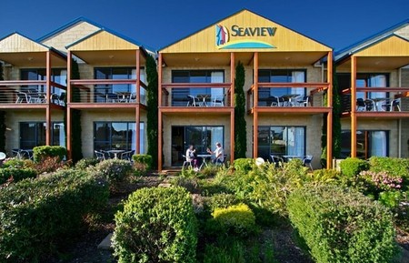 Seaview Motel  Apartments - Tourism Brisbane