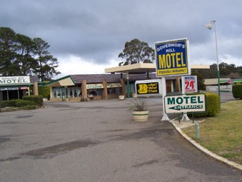 Governors Hill Motel - Tourism Brisbane