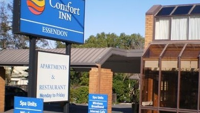 Comfort Inn  Suites Essendon - Tourism Brisbane