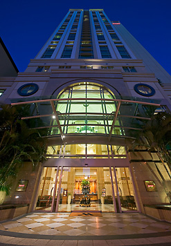 Brisbane Marriott Hotel - Tourism Brisbane