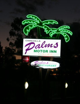 Chinchilla Palms Motor Inn - Tourism Brisbane
