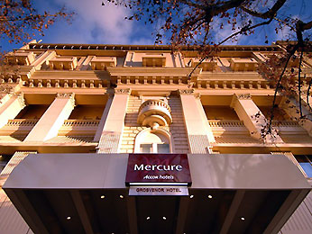 Mercure Grosvenor Hotel Adelaide - Tourism Brisbane