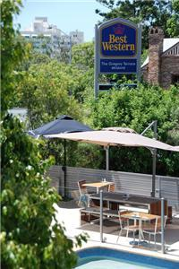 Best Western Gregory Terrace Motor Inn - Tourism Brisbane