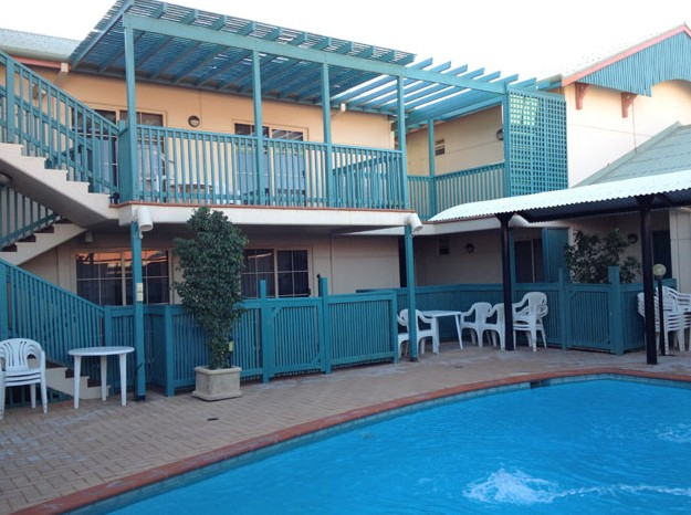 Heritage Resort Hotel Shark Bay - Tourism Brisbane