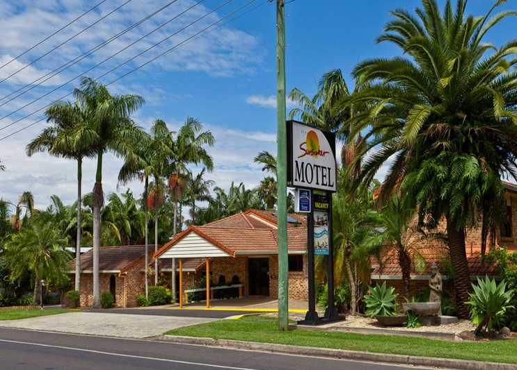 Byron Sunseeker Motel - Tourism Brisbane