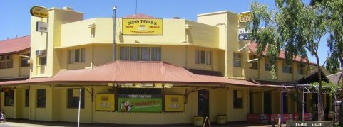 Todd Tavern - Tourism Brisbane