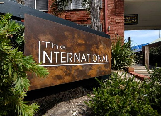 Comfort Inn The International - Tourism Brisbane