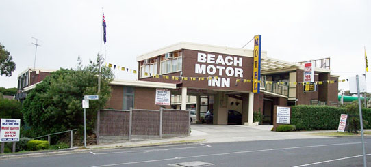 Beach Motor Inn - Tourism Brisbane