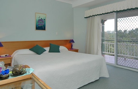 Eumundi Rise Bed And Breakfast - Tourism Brisbane