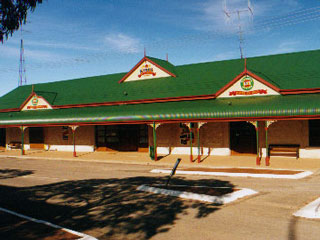 Kimba Community Hotel/motel - Tourism Brisbane