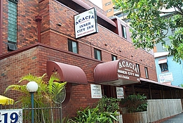 Acacia Inner City Inn - Tourism Brisbane