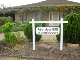 Aberdour Bed and Breakfast - Tourism Brisbane