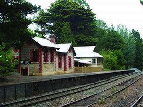 Mount Lofty Railway Station - Tourism Brisbane