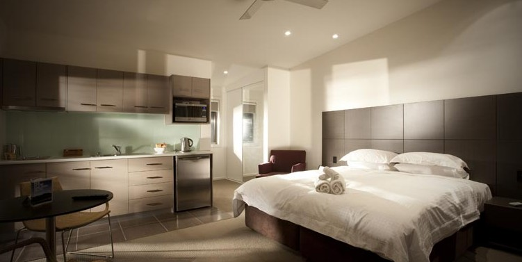 Longview Vineyard Apartments - Tourism Brisbane