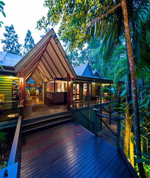 Silky Oaks Lodge and Healing Waters Spa - Tourism Brisbane
