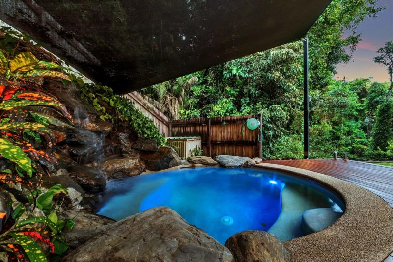 Platypus Springs Rainforest Retreat - Tourism Brisbane