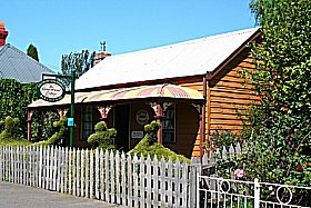 Westbury Gingerbread Cottages - The - Tourism Brisbane
