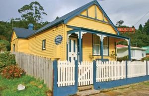 Comstock Cottage - Tourism Brisbane