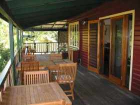 Musavale Lodge - Tourism Brisbane