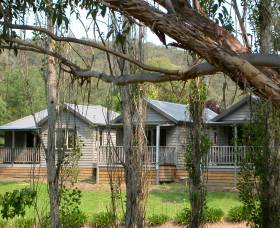The Homestead Cabins Brogo - Tourism Brisbane
