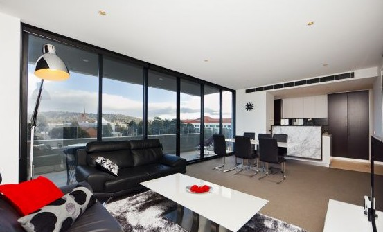 Apartments by Nagee Canberra - Tourism Brisbane