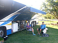 Grafton Greyhound Racing Club Caravan Park - Tourism Brisbane