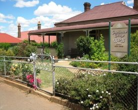 Courthouse Cottage B and B - Tourism Brisbane