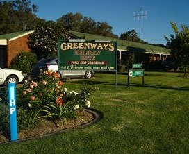 Greenways Holiday Units - Tourism Brisbane