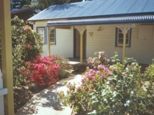 AppleBlossom Cottage - Tourism Brisbane