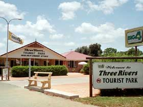 Mundubbera Three Rivers Tourist Park - Tourism Brisbane