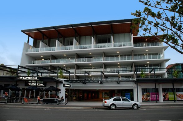 Echelon Apartments Yeppoon - Tourism Brisbane