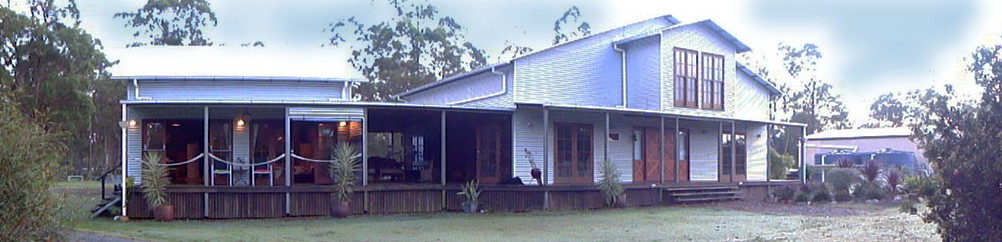 Tin Peaks Bed and Breakfast - Tourism Brisbane