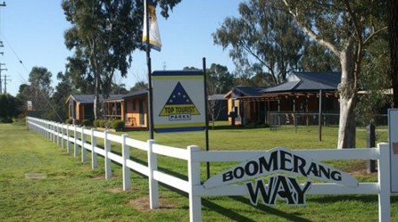 Boomerang Way Tourist Park - Tourism Brisbane