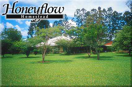 Honeyflow Homestead - Tourism Brisbane