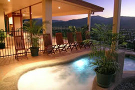 The Summit Rainforest Retreat - Tourism Brisbane