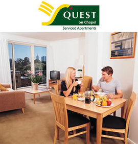 Quest On Chapel - Tourism Brisbane