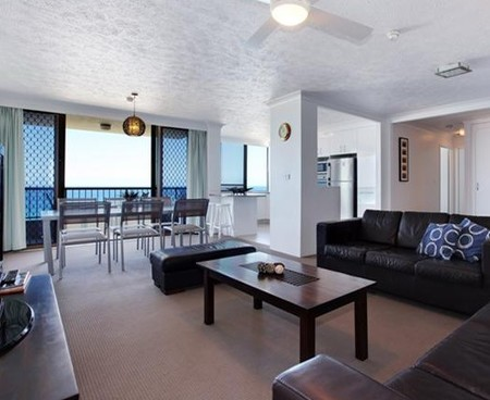 Southern Cross Luxury Apartments - Tourism Brisbane