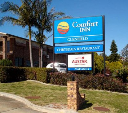 Comfort Inn Glenfield - Tourism Brisbane